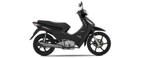 honda biz 125cc 0km año 2018 blanca  performance bikes