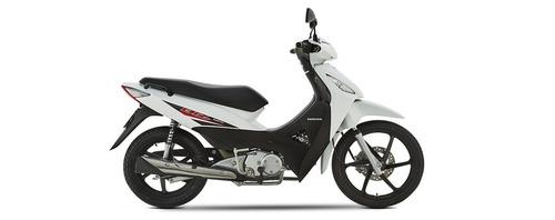 honda biz 125cc 0km año 2018 negra performance bikes