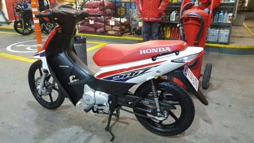 honda biz edicion moto gp con solo 4800 km. plan1218
