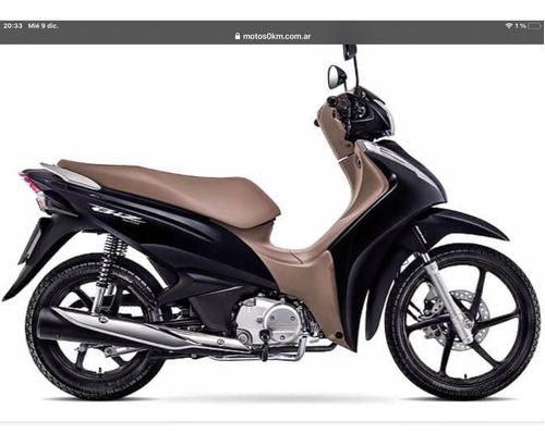 honda biz125 fuel injection okm 2019 $330000 hondalomas