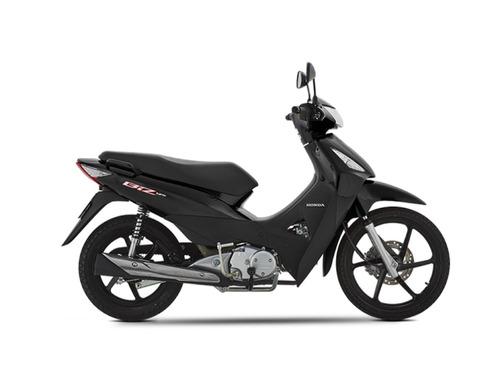 honda biz125 negra 2018 0km avant motos