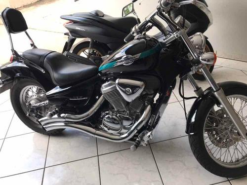 honda black shadow shadow vlx 600