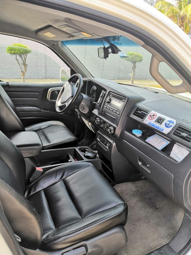 honda blanca ridgeline 3.5 rtl aut 4x4 mod 2011