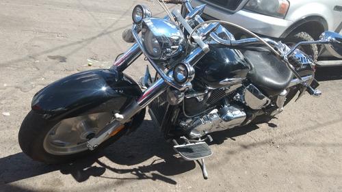 honda bonita choper vtx 1300 retro 2006