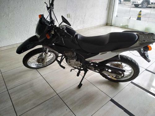 honda bros 125cc 2014 preta!! nada para fazer!