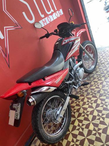 honda bros 150 ks 2008