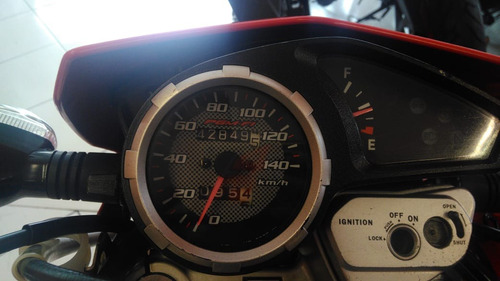 honda bros 150cc es 2013 vermelha único dono.