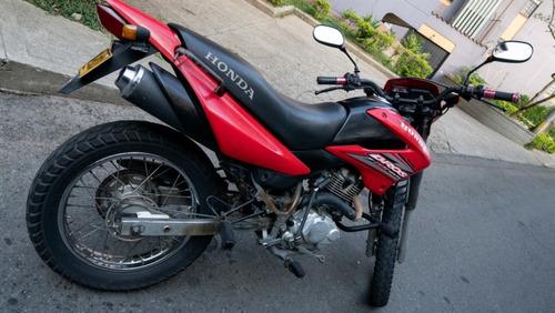honda bross 125cc - medellín