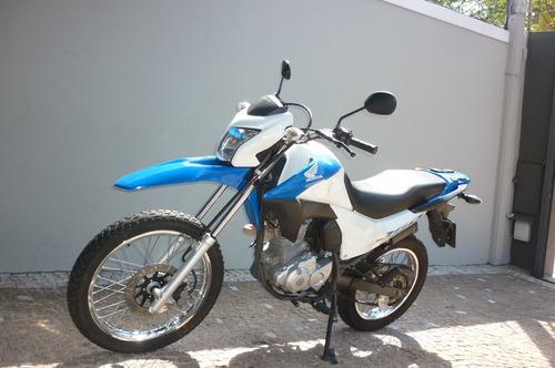 honda bross 160 esdd - roda brasil - campinas