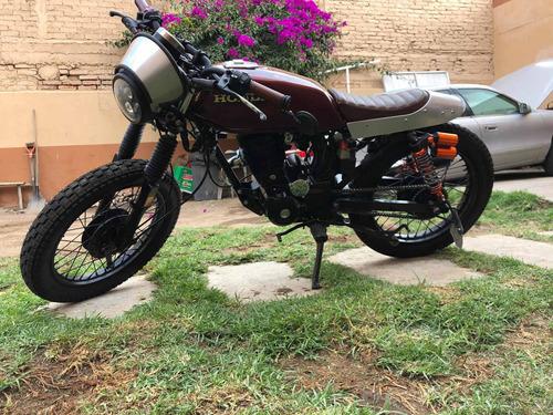 honda cafe racer 125cc