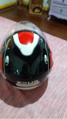 honda capacete zeus usado