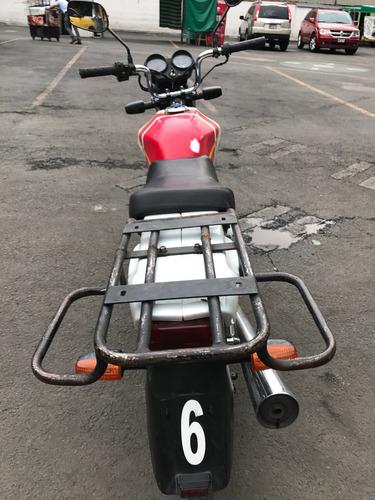 honda cargo 125 pedal 2011