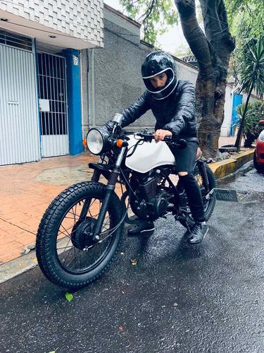 honda cargo 150 brat-cafe racer