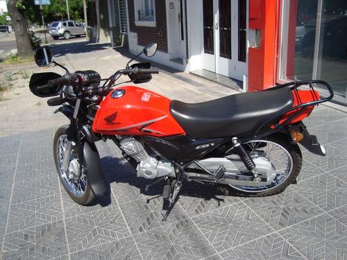 honda cb 1 tuf 125 cc solo 535 km !!!!!!!