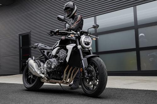 honda cb 1000 nueva 2019 0 km negra moto sur