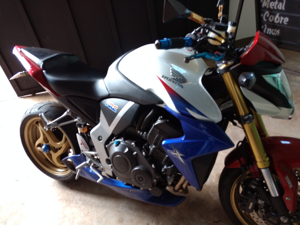 Honda Cb 1000 R Tricolor Cb1000r