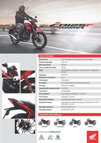 honda cb 125 18cta$12.327 motoroma (cg 150 titan cg150 190)