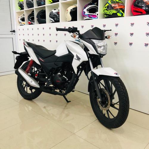 honda cb 125 f con casco - 0km 2020 - motos 32