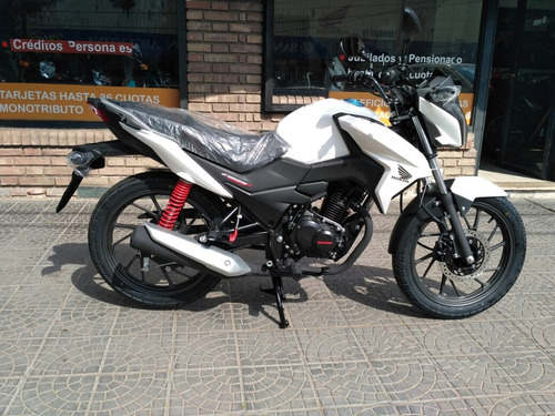 honda cb 125 f twister okm, financiacion exclusiva