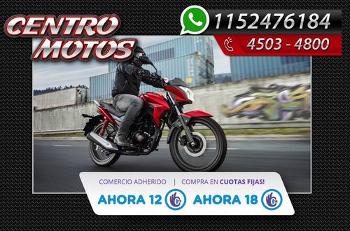 honda cb 125 twister okm financio centro motos