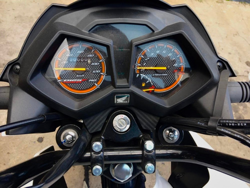 honda cb 125f twister 0km 2019 - automotores rosales