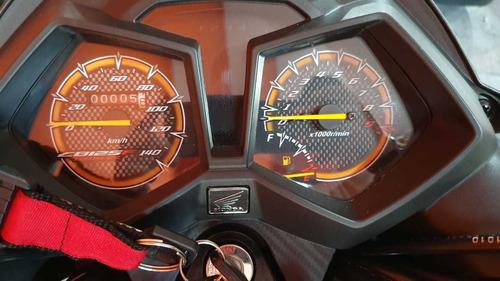 honda cb 125f twister año 2019 patentada 0km