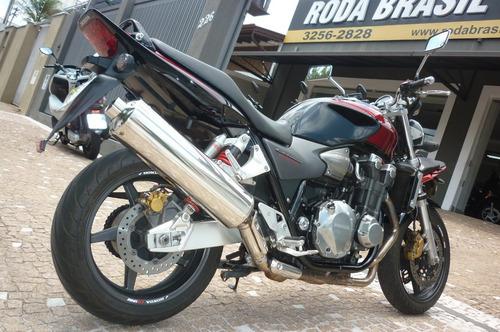 honda cb 1300 f - roda brasil - campinas