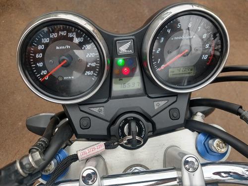 honda cb 1300 superfour 2008 16 mil km