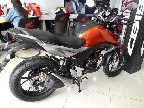 honda cb 160f std-dlx modelo 2021 blanca-roja-negra naranja*