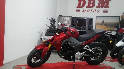 honda cb 190 r 0km dbm motos financio permuto