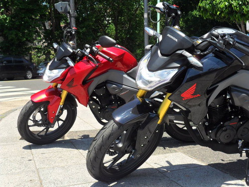 honda cb 190 r 0km naked financio ah12/18 centro motos