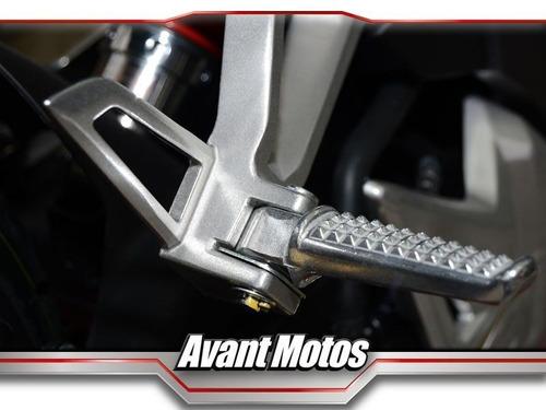 honda cb 190 r 2017 0km avant motos negra roja disponible