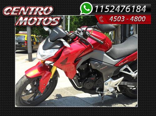 honda cb 190 r  centro motos