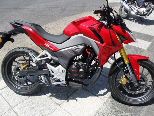 honda cb 190 r financio y permuto centro motos