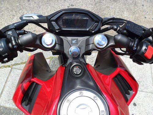 honda cb 190 r naked permuto financio centro motos