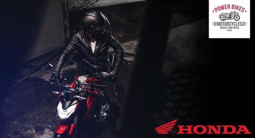 honda cb 190 r negra roja  0km 2017 entrega inmediata
