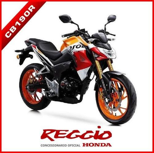 honda cb 190 r okm  reggio motos ramos mejia
