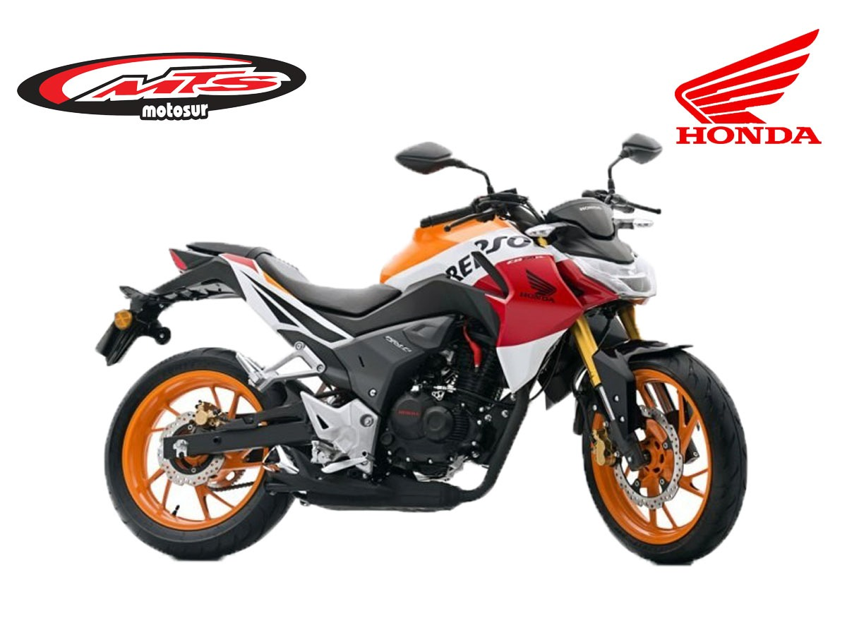 honda cb 190 r repsol 2018 0 km nueva moto sur roja negra en mercado libre. Black Bedroom Furniture Sets. Home Design Ideas