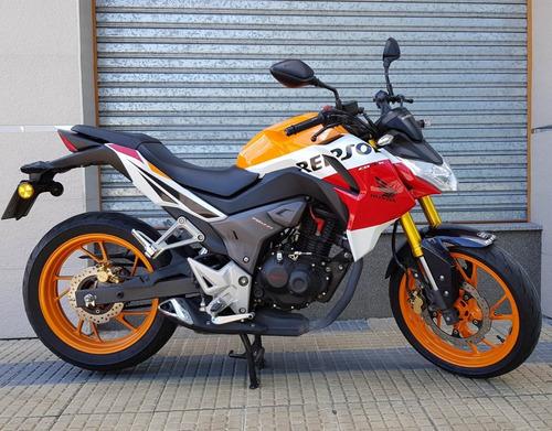honda cb 190 r repsol usado 2018 - puerto motos