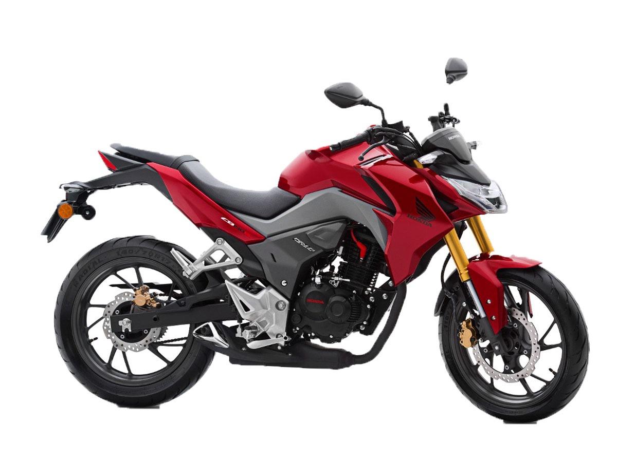 Honda Cb 190 R Negra 2017 0 Km Nueva Moto Sur Roja - $ 62