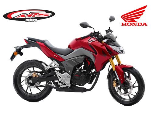 honda cb 190 r roja 2020 0 km nueva moto sur negra repsol