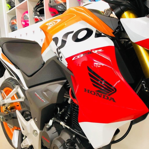 honda cb 190 repsol 0km 2020 garantia 3 años - motos 32