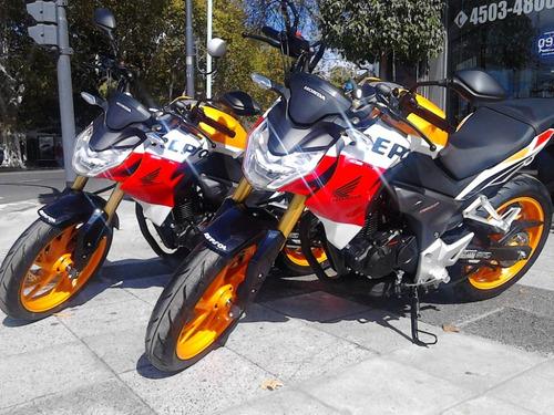honda cb 190 repsol ahora 12/18 centro motos