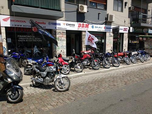 honda cb 190 repsol financio permuto dbm motos