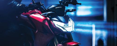 honda cb 190 roja entrega inmediata performance bikes
