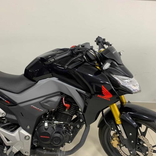 honda cb 190 usado año 2018 1700 km moto inyeccion nacked