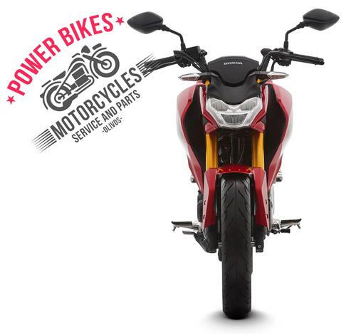 honda cb 190r  2018 entrega inmediata!! power bikes