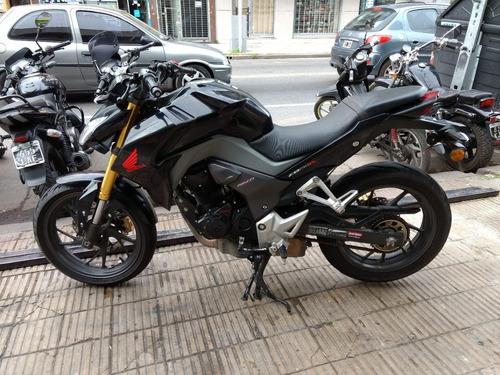 honda cb 190r impecable -  anticipo 51000$ tomo motos