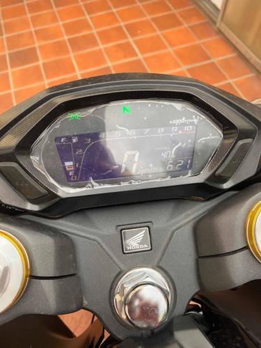 honda cb 190r patentada sin rodar