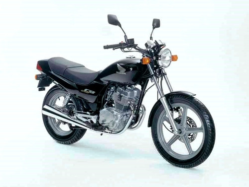 honda cb 250 1998 (original japonesa)